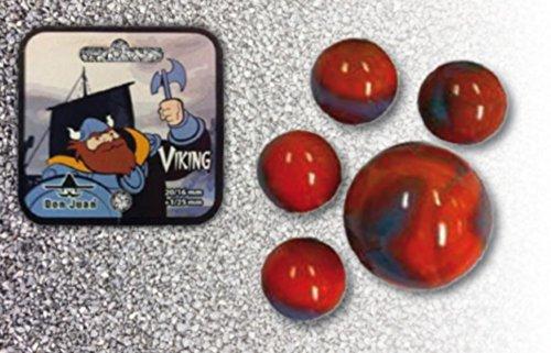 Red de 20 bolas + 1 calot vikingo – Juegos pisados Recre Juguete infantil – 708