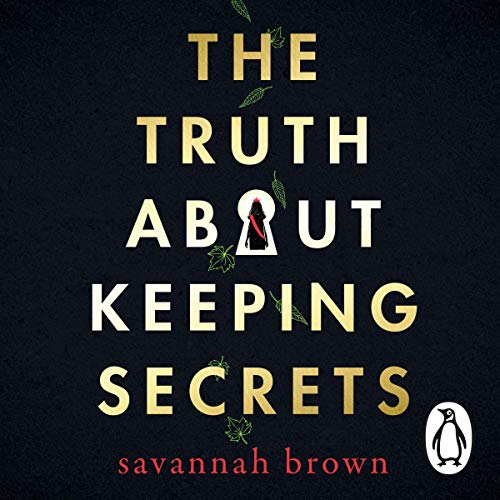 The Truth About Keeping Secrets cover art