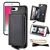 Best Wallets For Iphones - LAMEEKU Zipper Wallet Case for iPhone 7 Plus Review