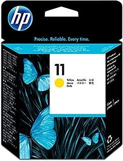 HP 11 | Ink Printhead | Yellow | C4813A