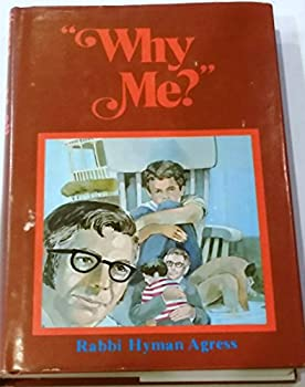 """Hardcover """"Why me?"""" Book"""
