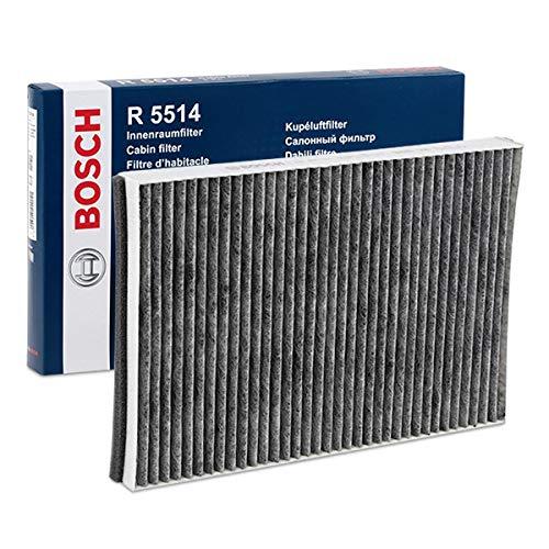 BOSCH R5514 Filtro de habitáculo Carbón Activo   - 1 Pieza