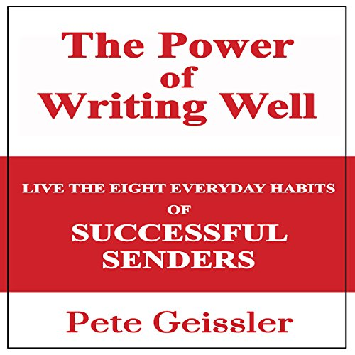 Live the Eight Everyday Habits of Successful Senders audiobook cover art
