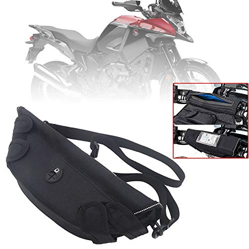 para maleta Alforjas motocicleta impermeable manillar bolsa de sillín grande para Honda Africa Twin CRF1000L deporte NC700X VFR1200X