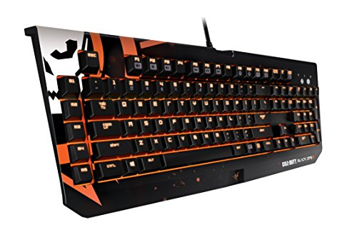 Razer BlackWidow Chroma Call of Duty: Black Ops III Edition - Mechanical Gaming Keyboard