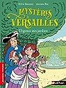 Mystères à Versailles, tome 3 : Urgence aux jardins  par Baussier