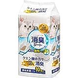 システムトイレ用 1週間におわない消臭シート 10枚入 製品画像
