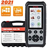 Autel MaxiDiag MD806 Pro Car Diagnostic Tool, OBD2 Scanner with All Systems Diagnostics, Oil Reset, EPB, SAS, DPF, BMS, Throttle, Upgraded Version of Autel MD802,MD806