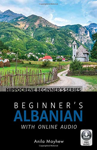 Beginner's Albanian with Online Audio