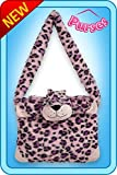 Pillow Pets As Seen On TV Purse Leopard Toy Gift