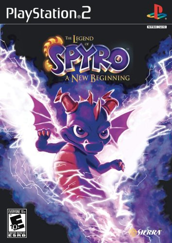 Legend of Spyro: A New Beginning - PlayStation 2