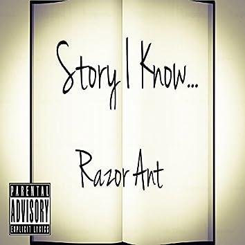 Story I Know - Single