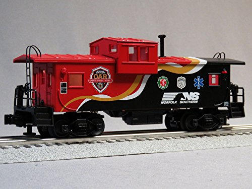LIONEL NS First Responders Illuminated Caboose #84495 o Gauge