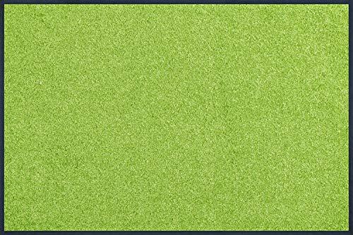 Wash + Dry - Alfombra Apple Green 60x90, Verde