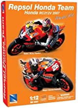 Honda New Ray Repsol Team RC2122V 2007 Nicky Hayden #1 1:12 Scale Racer Replicas Model Kit 43025