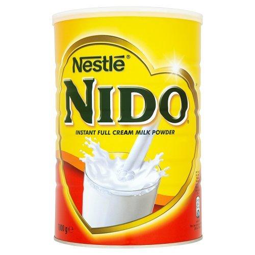 NIDO -- Vollmilchpulver -- Original Nestle -- 1800g