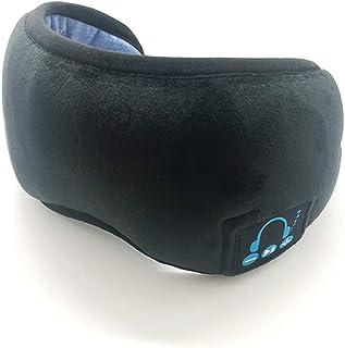 Wireless Stereo BT Earphone Sleep Mask Soft Earphones Support Handsfree Sleeping Eye Mask