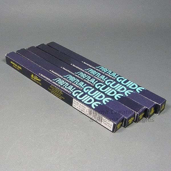 Padmini Spiritual Guide Incense 5 X 8 Stick Packs 40 Sticks Total IN72