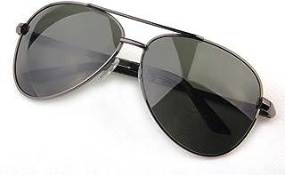 JOYS CLOTHING ファッションサングラスラウンドサングラスレトロサークル着色レンズメガネ用サイクリングランニングドライビングフィッシング (Color : C)