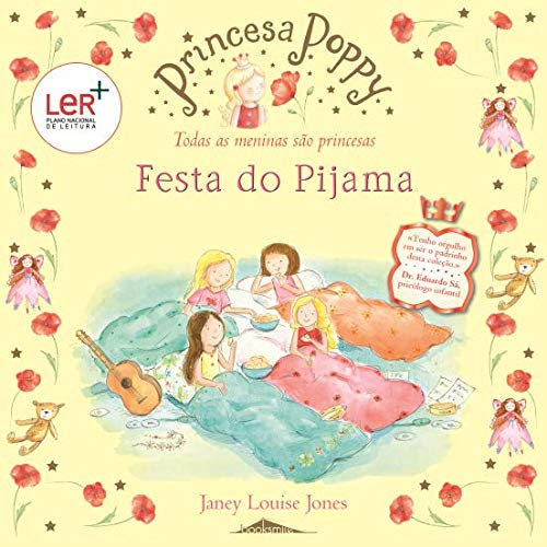 Princesa Poppy - Festa do Pijama