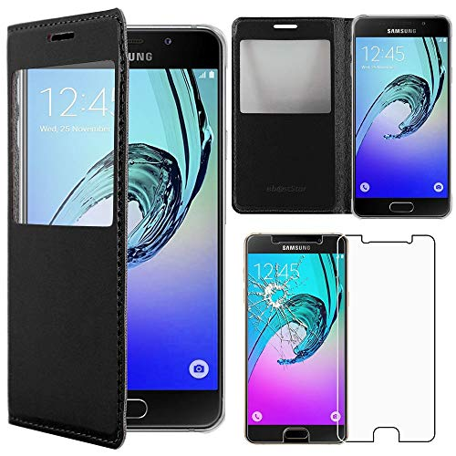 ebestStar - Funda Compatible con Samsung A5 2016 Galaxy SM-A510F Carcasa Ventana...