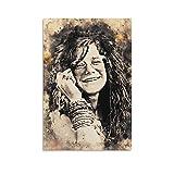 laoyinbi Janis Joplin Poster, dekoratives Gemälde,