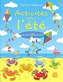 ACTIVITES POUR L ETE (Activités Usborne) (French Edition)