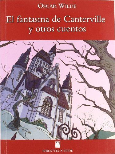 Biblioteca Teide 008 - El fantasma de Canterville y otros cuentos -Oscar Wilde- - 9788430760220