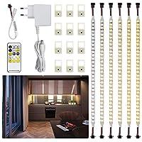 6-Pack Maxuni Led Under Cabinet Lighting