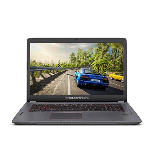 "ASUS ROG Strix GL702VS 17.3"" Full HD Ultra Thin and Light Gaming Laptop"