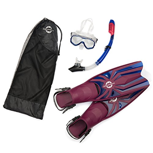Snorkel Gear Set By Aquarena