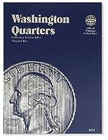 Washington Quarters: Book 2 (Official Whitman Coin Folder)