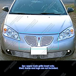 APS Compatible with 2005-2008 Pontiac G6 Perimeter Grille Insert P95130A