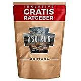 BBQ Kräuter Rub 'Montana' 270g | Trockenmarinade für Hähnchen & Spareribs inkl. Gratis Ratgeber | Kräutersalz Grillgewürz Barbecue Marinade Grillsalz