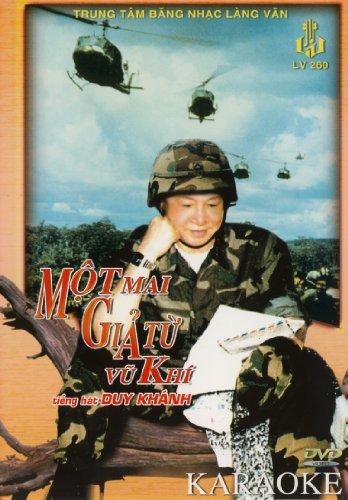 Duy Khanh - Mot Mai Gia Tu Vu Khi (Karaoke)