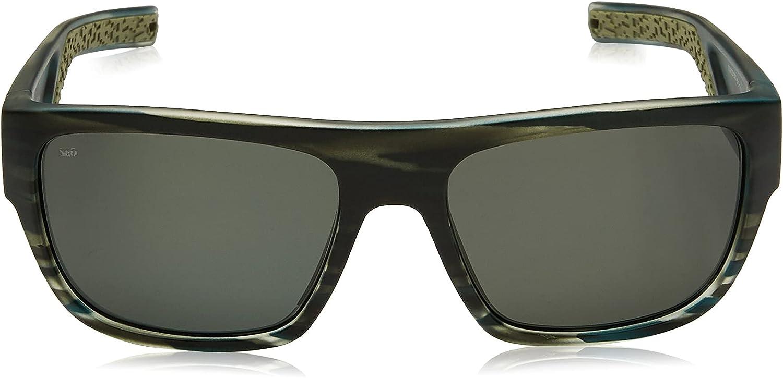 Costa Del Mar Men's Sampan Rectangular Sunglasses