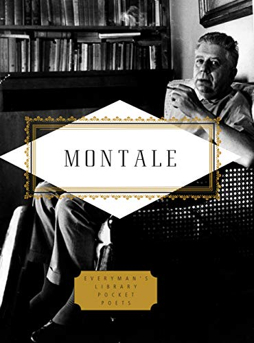 Image of Montale: Poems (Everyman's Library Pocket Poets Series)