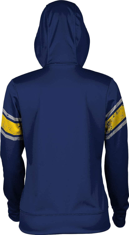 University of North Carolina at Greensboro Girls' Pullover Hoodie, School Spirit Sweatshirt (End Zone)