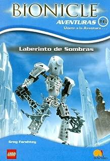 Laberinto De Sombras/ Maze of Shadows (Bionicles Aventura) (Spanish Edition)