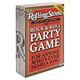 Big Potato Rolling Stone, The Music Trivia Game Where Legends are Made, Multicolor