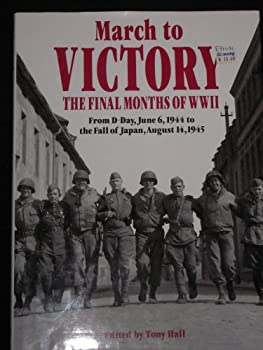 Hardcover The March to Victory Book