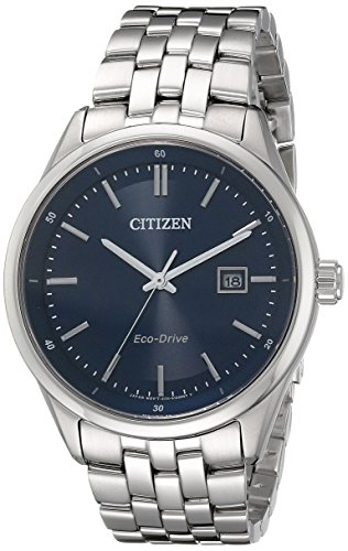 Citizen Watches BM7251-53L Contemporary Dress Silver Tone Stainless Steel