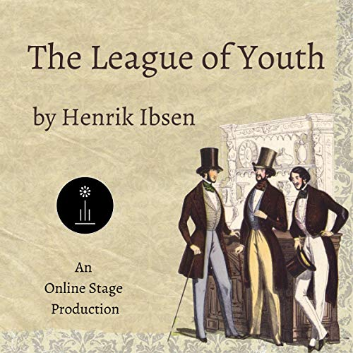 The League of Youth cover art