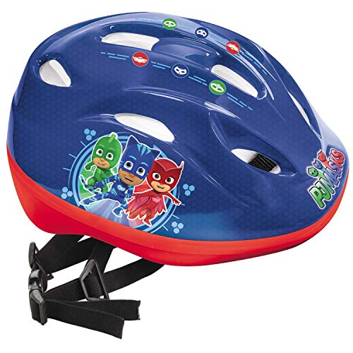 Mondo Toys - Casco Bici per bambini design Pj Masks - 28505
