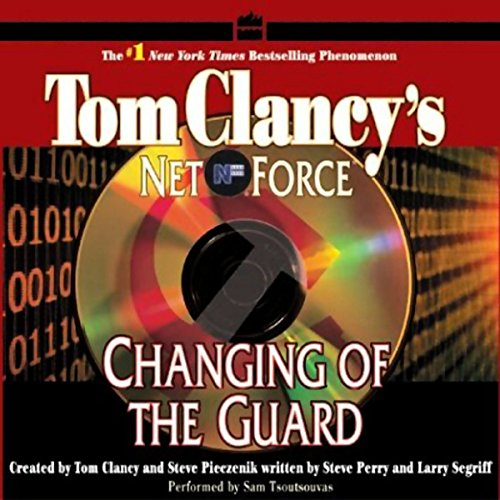 Changing of the Guard audiobook cover art