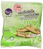 Foodup Rustichella Contadina di Fave e Ceci con Semi di Zucca - 12 Confezioni da 35 g