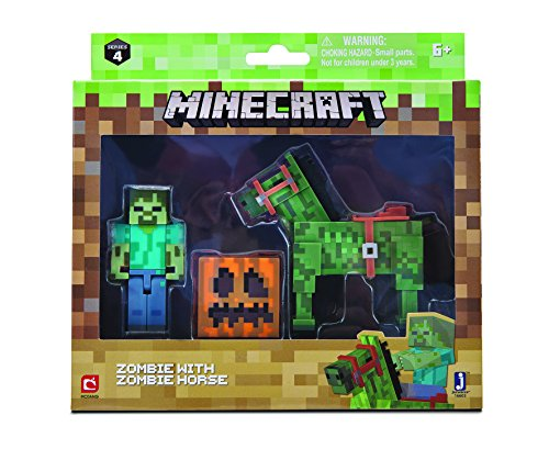 Minecraft 16603 Zombie paard uniseks child