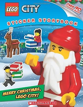 LEGO City: Merry Christmas, LEGO City! by Inc Scholastic(2012-09-01)