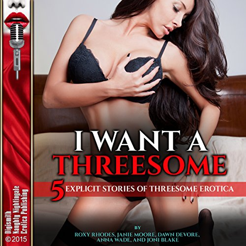 I Want a Threesome audiobook cover art