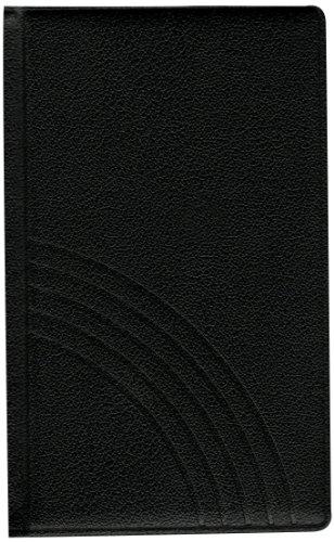 Evangelisches Gesangbuch für Baden, Elsass und Lothringen: Große Ausgabe, Leder, schwarz, Goldschnitt